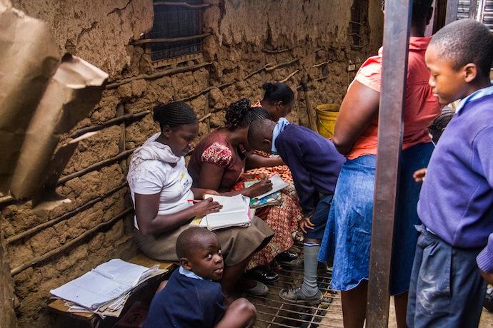 Kibera õpetajad